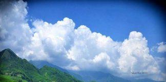 Tấm áo xanh mơn mởn của Sa Pa mùa hạ
