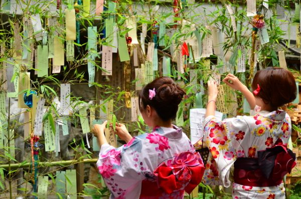 Nguồn gốc củaLễ Hội Tanabata