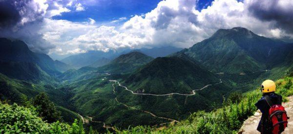 Đèo Ô Quy Hồ - Lào Cai nằm trong Tứ đại đỉnh đèo