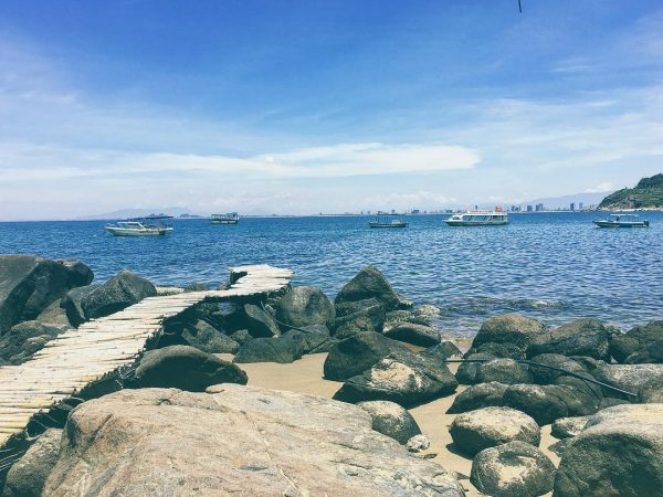 Bãi Rạng điểm du lịch Đà Nẵng