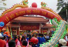 Lễ hội Nghinh Ông đình Thần Thắng Tam