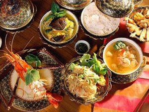 ẩm thực miền bắc thái lan
