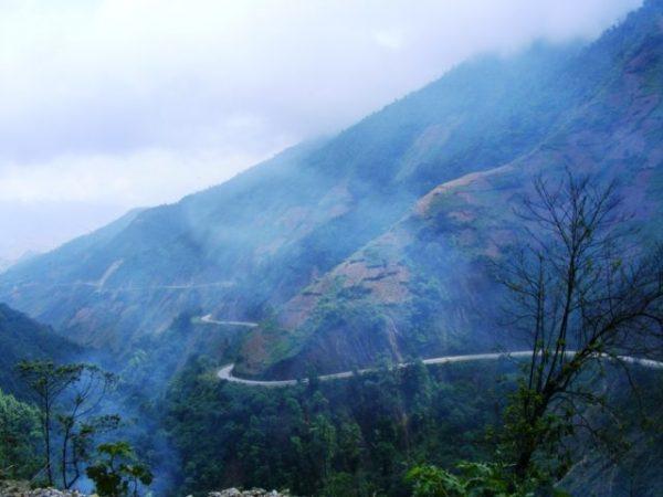 Đèo Khau Phạ yên bái