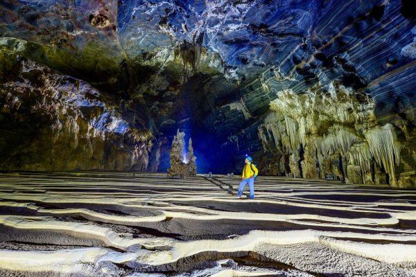 Hang động ở Quảng Bình nổi tiếng trên thế giới