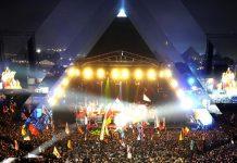 Lễ hội âm nhạc Glastonbury tại Anh