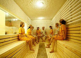 Tắm hơi Jimjibang trải nghiệm ở hàn quốc