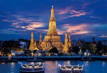 trải nghiệm ở bangkok