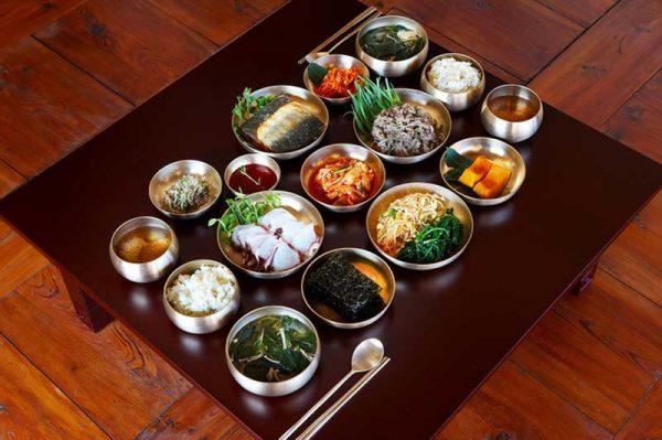 Nét đặc trưng của ẩm thực Hàn Quốc