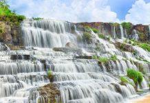 Thác Pongourthác nước nổi tiếng Việt Nam