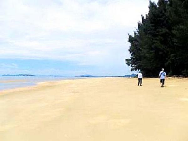 """Du lịch đảo Cái Chiên """"hòn đảo sống ảo hot nhất miền Bắc"""""""