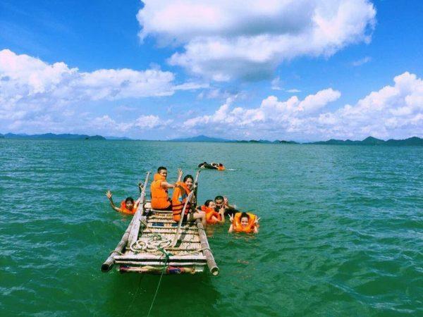 Du lịch đảo Cái Chiên