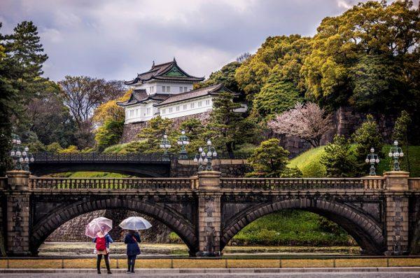 Cung điện hoàng gia của Nhật Bản