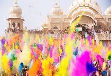 Lễ hội Holi diễn ra khi nào?