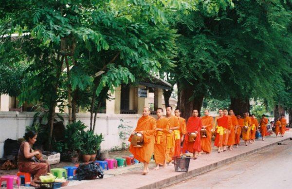 trải nghiệm phải thử khi đến Luang Prabang