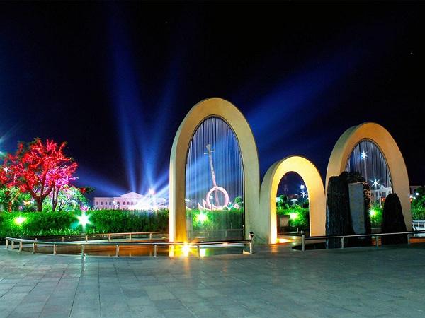 Quảng trường Hùng Vương - phượt bạc liêu