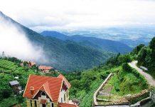 Tam Đảo -điểm du lịch gần Hà Nội