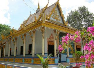 Chùa Dơi – ngôi chùa mang đậm dấu ấn người Khmer