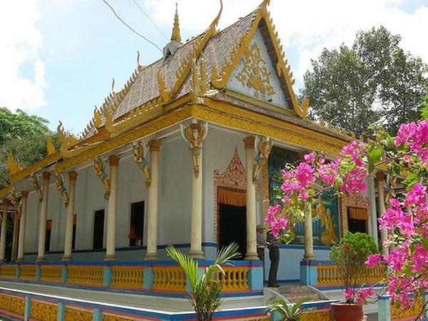 Chùa Dơi sóc trăng ngôi chùa mang đậm dấu ấn người Khmer