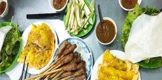 Bánh Xèo Nem Lụi – Đặc sản Đà Nẵng