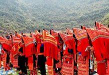 Độc đáo lễ hội Trùm Chăn của người Hà Nhì