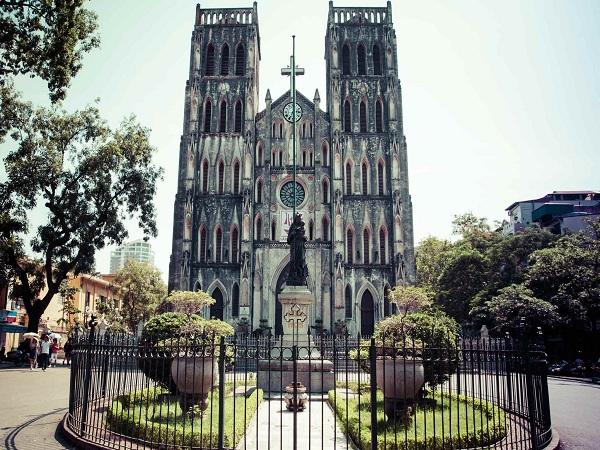Lịch sử Nhà thờ Lớn Hà Nội
