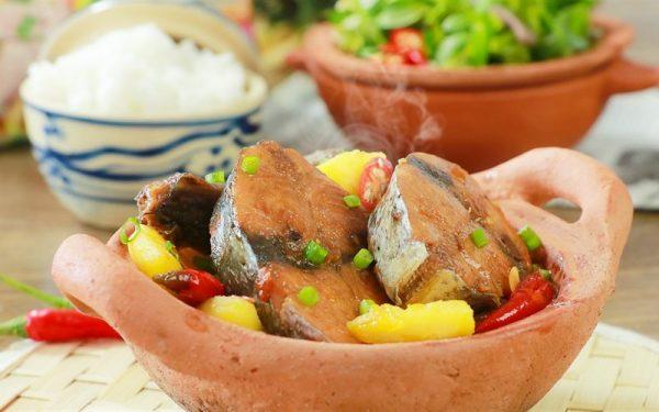 Cách nấu cá ngừ kho thơm
