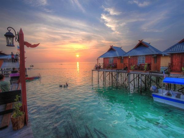 Kinh nghiệm du lịch đảo Mabul ở Malaysia