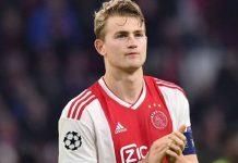 Viên ngọc Ajax gửi tối hậu thư cho Barcar