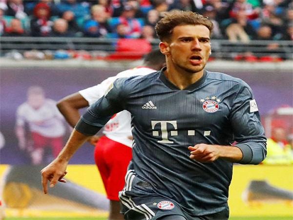 Bayern: Giá trị của Goretzka
