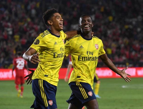 5 điểm nhấn nổi bật trận Arsenal 2-1 Bayern Munich