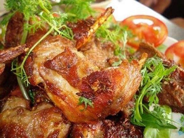 Chuột dừa bến tre - thứ đặc sản độc đáo ăn lạ miệng