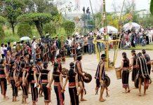 Đặc sắc lễ hội cồng chiêng tây nguyên