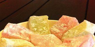 Bánh hồng đặc sản đất võ Bình Định