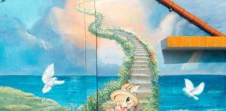 .Làng bích họa Tam Thanh -địa điểm du lịch Quảng Nam