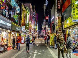 địa điểm du lịch ở Seoul