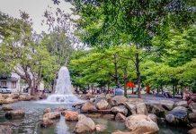 Khu du lịch Thủy Châu - địa điểm du lịch bình dương