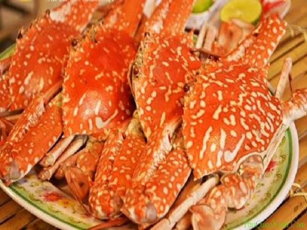 Ghẹ Hàm Ninh Phú Quốc- đặc sản của du lịch Phú Quốc