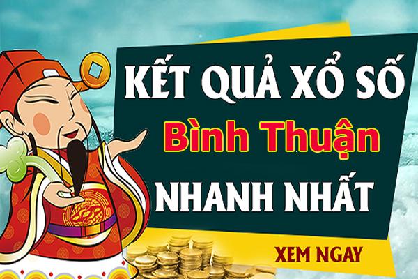 Phân tích KQXS Bình Thuận chính xác thứ 5 ngày 15/08/2019