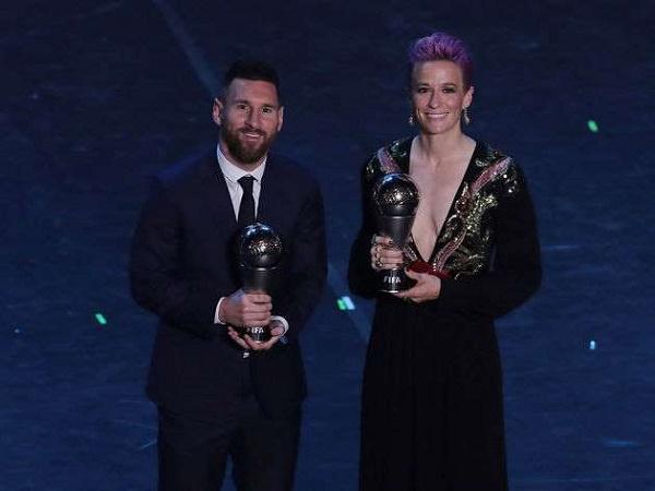 Chủ tịch La Liga hết lời khen ngợi Messi