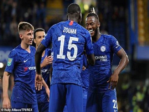 Chelsea 7-1 Grimsby: The Blues bay vào vòng 4