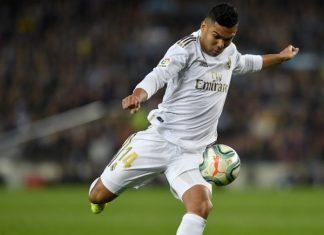 Real Madrid mất Casemiro vì siêu kinh điển với Barca