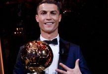 Ronaldo bị cướp Quả bóng Vàng năm 2018