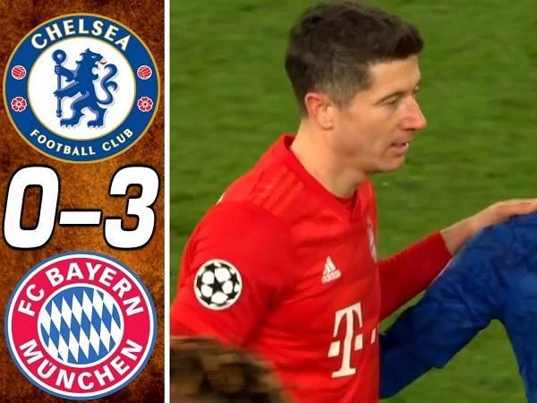 5 điểm nhấn đáng chú ý sau trận Chelsea 0-3 Bayern Munich