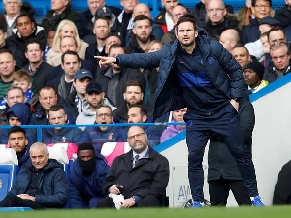HLV Lampard ca ngợi dàn sao thất sủngsau chiến thắng trước thầy cũ