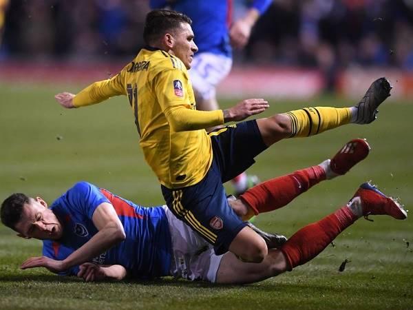 Bóng đá quốc tế tối 3/3: Tiền vệ Arsenal dính chấn thương kinh hoàng