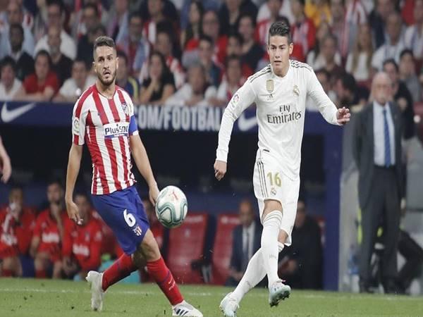 Real 'lật kèo' ở vụ James Rodriguez với Atletico