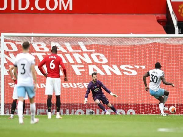 Khoản tiền thưởng mà Antonio nhận được sau bàn thắng vào lưới MU