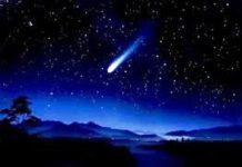 Mơ thấy sao chổi có điềm báo gì? đánh con số nào?