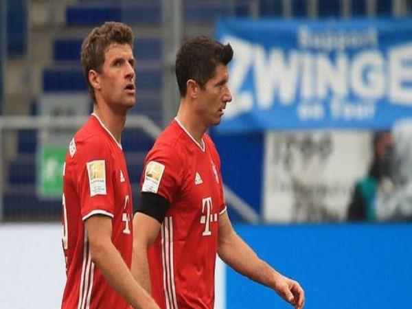 Tin bóng đá chiều 28/9: Bayern Munich thua sốc, đứt mạch 34 trận bất bại