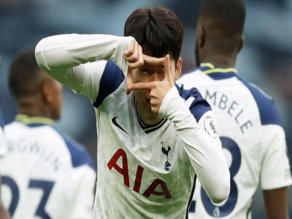 Bóng đá QT chiều 4/11: Tottenham gia hạn hợp đồng với Son Heung-min